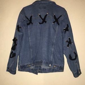 Cool Jean Jacket